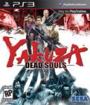 SEGA Yakuza Dead Souls (PS3)