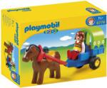 Playmobil Lovaskocsi (6779)