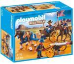 Playmobil Western Lovaskocsi katonákkal (5249)