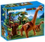 Playmobil Brachioszaurusz kicsinyével (5231)