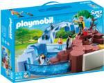 Playmobil Pingvin medence Szuper szett (4013)