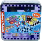 Simba Toys 8 az 1-ben fémdobozos társasjáték gyűjtemény