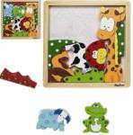 Playshoes Animale (380609) Puzzle