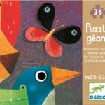 DJECO Parada Animalelor DJ07171 Puzzle