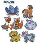 Miniland tematic cu animale