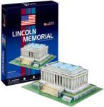 CubicFun Lincoln Memorial 3D c104h Puzzle