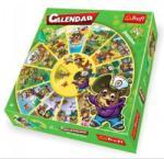 Trefl Calendar - Naptár puzzle, kör alakú 24 db-os(39050)