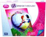 Mega Puzzles 3D Domborított Puzzle - Disney Hófehérke 1-es fokozat (50701EAG)