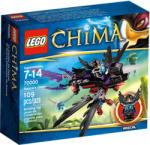 LEGO Legends of Chima Playthemes Razcal hollós vitorlázója 70000