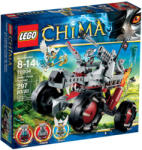 LEGO Legends of Chima Playthemes Wakz farkas terepjárója 70004