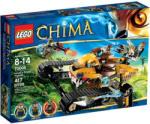 LEGO Legends of Chima Playthemes Laval királyi vadászgép 70005