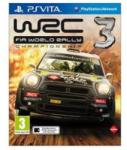 Black Bean WRC 3 FIA World Rally Championship (PS Vita) Játékprogram