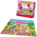 Noris Hercegnős óriás padló puzzle 45 db-os (ST606034961)