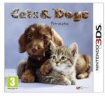 DTP Entertainment Cats & Dogs Pets at Play (Nintendo 3DS) Játékprogram