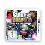 Reef Entertainment Boulderdash-XL 3D (3DS) Játékprogram