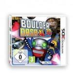 Reef Entertainment Boulderdash-XL 3D (Nintendo 3DS) Játékprogram