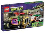LEGO Tini Nindzsa Teknőcök - A Shellraiser utcai hajsza (79104)