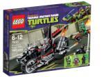 LEGO Tini Nindzsa Teknőcök - Zúzó sárkánymotorja (79101)