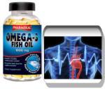 Pharmekal Omega 3 Fish Oil 1000mg 350db