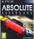 System 3 Absolute Supercars (PS3) Játékprogram