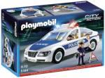 Playmobil Rendőrautó villogó fényekkel (5184)