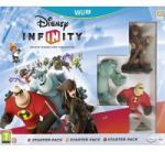 Disney Infinity Starter Pack (Wii U) Software - jocuri