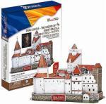 CubicFun 3D Castelul Bran (mc150h) Puzzle