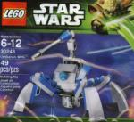 LEGO Star Wars Mini Umbaran 30243