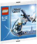 LEGO CITY Rend�rs�gi helikopter 30222