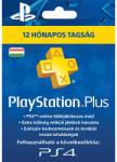 Sony PlayStation Plus: 12 Month Membership