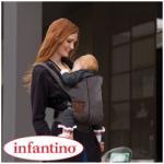 Infantino Support Marsupiu bebelusi