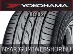 Yokohama C.Drive AC02B 215/45 R17 91W