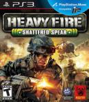 Mastiff Heavy Fire Shattered Spear (PS3) Játékprogram