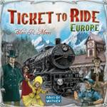 Days Of Wonder Ticket to Ride Europe - vasúti társasjáték