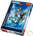 Trefl Tengerek királynője 2000 db-os (27072)