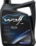 Wolf Vital Tech 5W-40 4L