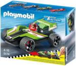 Playmobil Turbó gyorsuló - Hátrahúzható versenyautó (5174)