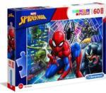 Clementoni Spiderman 60 Piese Puzzle