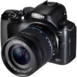 Samsung NX20 + 18-55mm OIS (NX20ZZBSBHU) Aparat foto