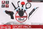 Pega Sport Pack 15in1