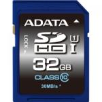 ADATA SDHC 32GB Class 10 ASDH32GUICL10-R