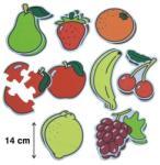 Miniland Set 6 puzzle tematice Fructele Miniland