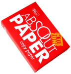 Absolut Paper Hartie ABSOLUT PAPER, A4, 80 g/mp, 500 coli/top