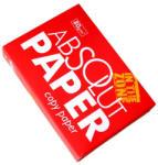 Hartie ABSOLUT PAPER, A4, 80 g/mp