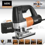 AEG STEP 1200 BX Fierastrau pentru decupat