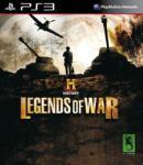 Slitherine History Legends of War (PS3) Játékprogram