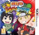 BANDAI Naruto Powerful Shippuden (3DS) Játékprogram