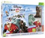 Disney Infinity Starter Pack (Xbox 360) Játékprogram