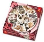 Trefl Colaj Pisici 300 piese (39042) Puzzle