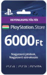 Sony Playstation Network Card 6000 HUF